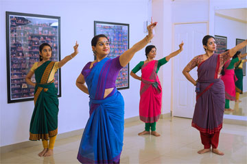 Bharatanatyam Classes in Bangalore
