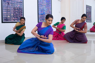 Bharatanatyam Classes in Koramangala